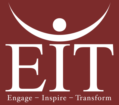 EIT logo for Engage, Inspire, Transform